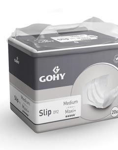 Carton de 4x20 changes complets Gohy Slip MAXI-PLUS MEDIUM