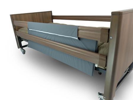 Protections de barrières de lit en mousse et polyuréthane - paire