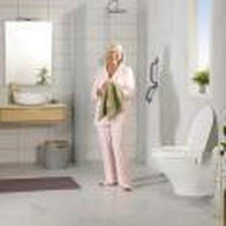 Rehausse WC avec clip ETAC