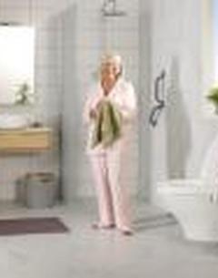 Rehausse WC avec clip et couvercle ETAC