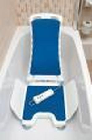 Siège élévateur de bain électrique standard avec ou sans rabat