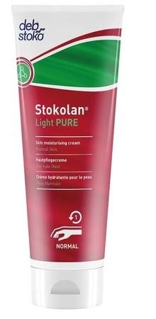 Crème hydratante Stokolan Light Pure recharge 1 litre