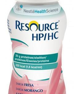 Ressource® HP/HC (pack de 4x200ml)