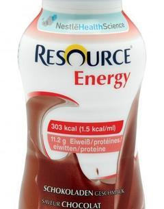 Ressource® Energy (pack de 4x200ml)