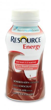 Ressource® Energy (pack de 4x200ml)