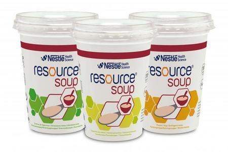 Ressource® Soup (pack de 4x200ml)