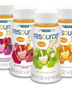 Ressource® Fruit (pack de 4x200ml)