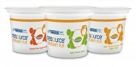 Ressource® Dessert Fruit (pack de 3x125ml)