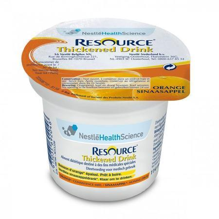 Ressource® Thickened Drink  (pack de 12x114ml)
