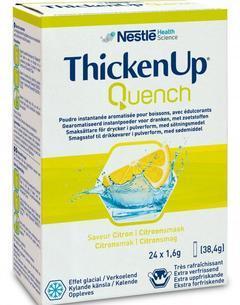 Ressource® Up Quench Citron (boîte de 24 sachets de 1,6g)
