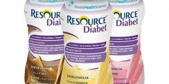 Ressource® Diabet (pack de 4x200ml)