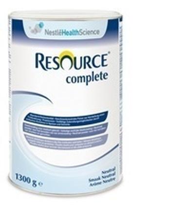 Ressource® Complete Protein (boîte de 1300g)