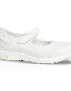 Chaussures de travail blanches