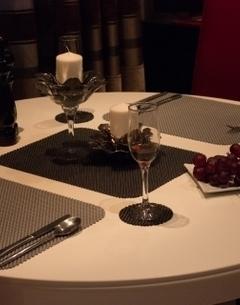 Sets de table antidérapant et sous-verre StayPut™ (6 pces