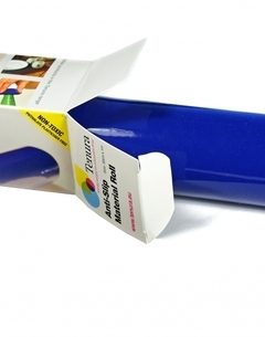 Rouleau d'antidérapant en caoutchouc siliconé