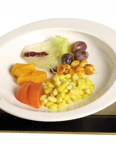 Assiette Gripware avec rebord