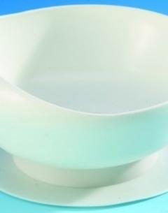 Bol micro-onde avec ventouse - 400 ml