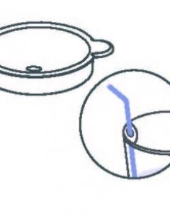 Couvercle de gobelet Ornamin