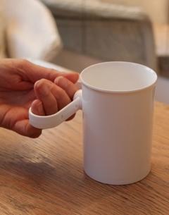 Gobelet à anse pivotante - 250 ml