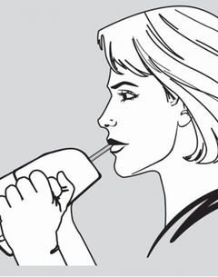 Gobelet pour dysphagique