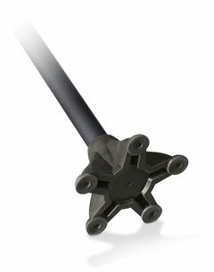 Embout de canne Star pour diam. 19mm