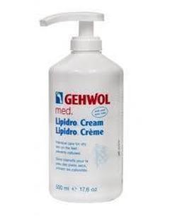 Lipidro crème GEHWOL Med 500ml
