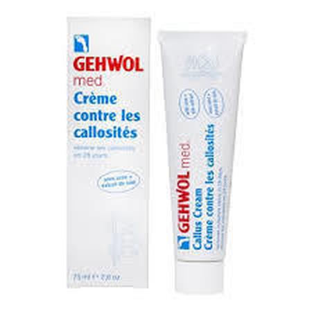 Pommade contre les callosités GEHWOL Med 125ml