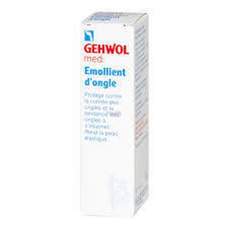 Émollient d'ongles GEHWOL Med