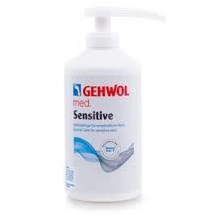 Crème pour pieds à peau sensible GEHWOL Med Sensitive 500ml