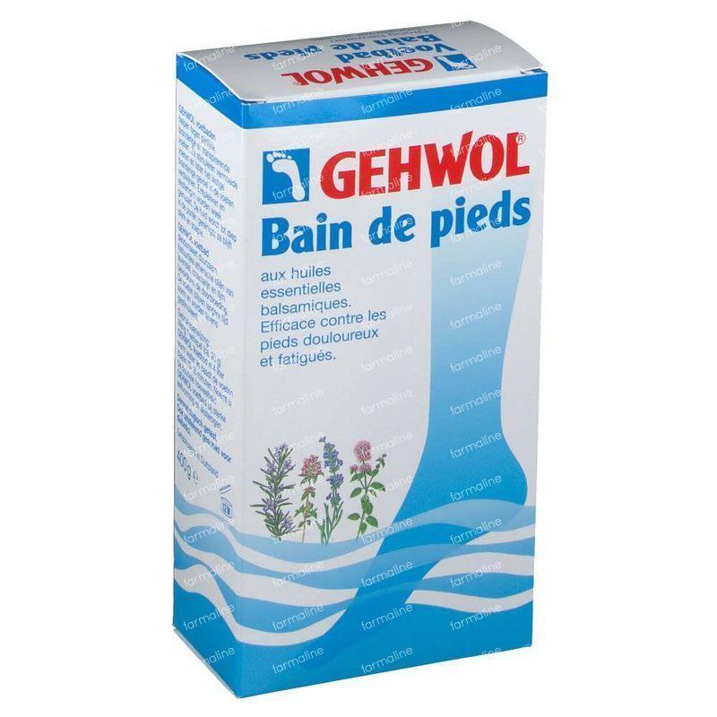 Bain de pieds GEHWOL 10x20g