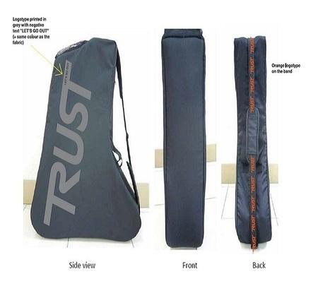 Grand sac de transport pour déambulateur Let's go out ou Let's Fly MOBIO®