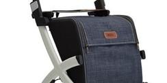 Déambulateur avec grand sac de courses ROLLZ FLEX Mobio®