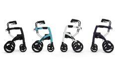 Déambulateur et fauteuil roulant 2 en 1 ROLLZ MOTION Mobio®