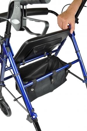 Déambulateur SIDEKICK HUGO® 4 roues