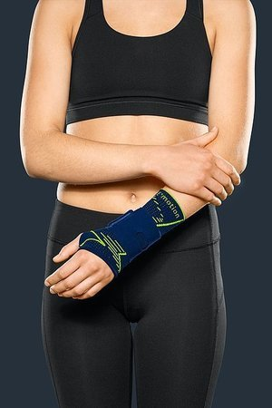 Bandage de poignet Manumed Active E+motion®
