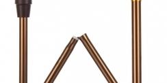 Cannes pliables réglables 79-89 cm