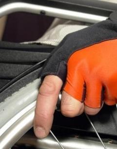 Mitaines pour utilisateur de fauteuil roulant - Indoor
