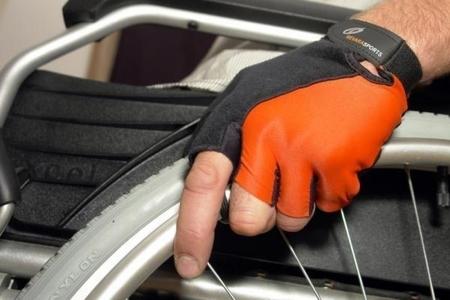Mitaines pour utilisateur de fauteuil roulant -Indoor