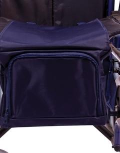 Sac de rangement sous la chaise roulante