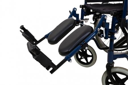 Appui-jambes Comfort pour fauteuil de transfert ou roulant AB (paire)