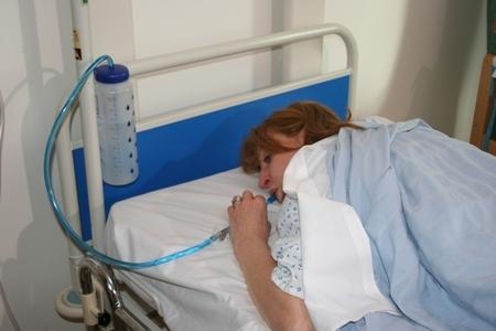Gourde de lit ou de fauteuil Hydrant