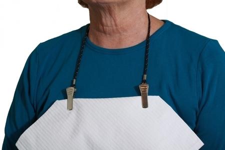 Pinces pour serviette ou pinces de gourmandise