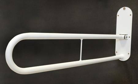 Barre de relevage en acier traité époxy - 70 cm