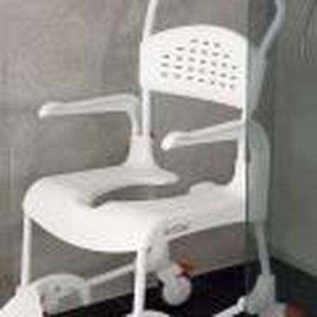 Chaise roulante de douche ETAC® Clean
