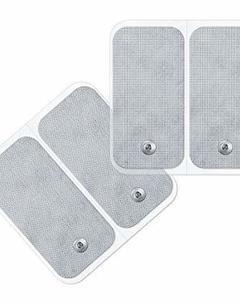 Jeu d'électrodes 50x100mm – 4 pces