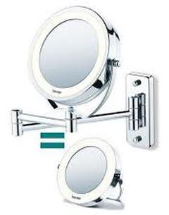 Miroir cosmétique mural illuminé BS 59