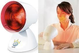 Lampe à infrarouge avec minuterie IL35