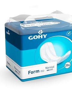 Carton de 4 x 20 Gohy Forms Normal (2 gouttes)